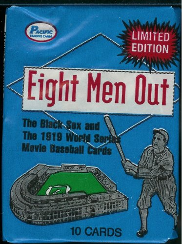 Buy Eight Men Out The Black Sox and The 1919 World Series Movie Baseball Card Pack – 10 Cards Per Pack