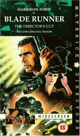 Blade Runner - The Director's Cut [VHS] [UK Import]