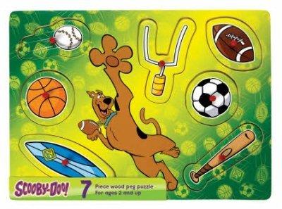 Cheap Pressman Toys Scooby-doo! Peg Puzzle – Sports (B0041C87GC)
