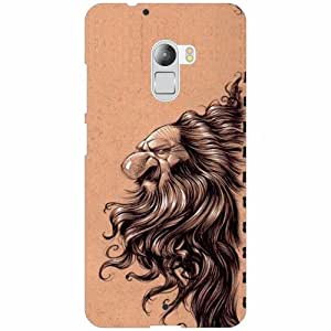 Lenovo K4 Note Back Cover - Silicon Roar Designer Cases