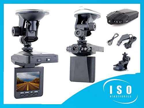 HD DVR Kamera KFZ Recorder Überwachungskamera Blackbox Fahrzeug Carcam