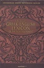 By Sakae Kubo A Reader's Greek-English…