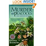 Murder with Peacocks (Meg Langslow Mysteries)