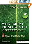 What Great Principals Do Differently:...