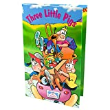 Personalised Childrens Story Books - HARD BACK Personalised Book - Select Your Book (Three Little Pigs)