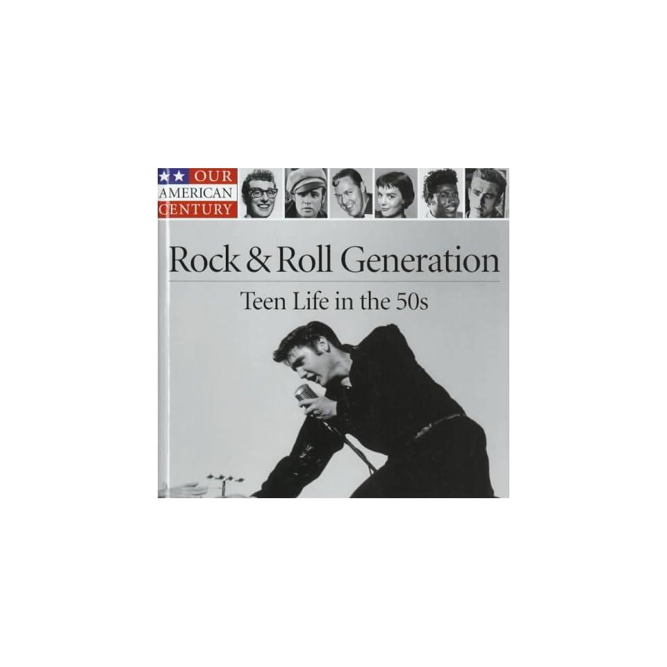 50s generation in life rock roll teen