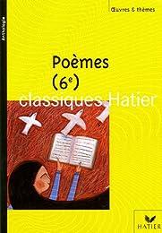 Poèmes, 6e