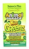 Nature's Plus - Animal Parade Kid Greenz, 250 mg, 90 chewable tablets