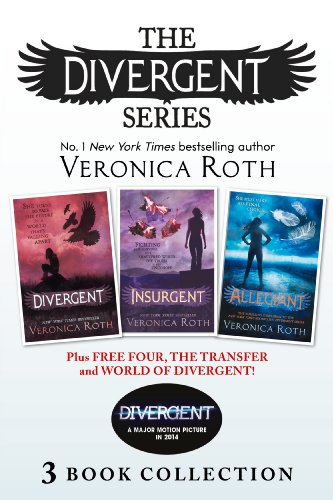 reading response on four by veronica roth Veronica roth's divergent rapidly turned into its very own impression additional amazing was that divergent is roth's first book, which she composed rather than doing homework in school.