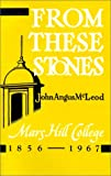 img - for From These Stones book / textbook / text book