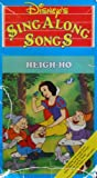 Sing Along Songs Heigh Ho [VHS]