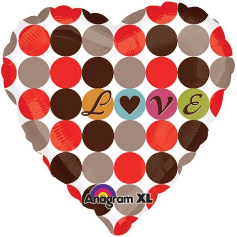 "18"" Love Trend - 1"