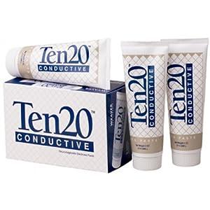 Ten20 EEG Conductive Paste - 4oz Tube - 3 Pack