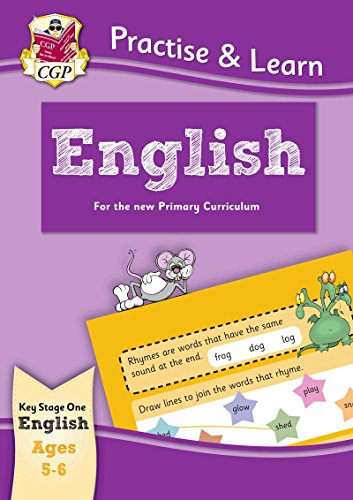 Practise & Learn: English (ages 5-6)