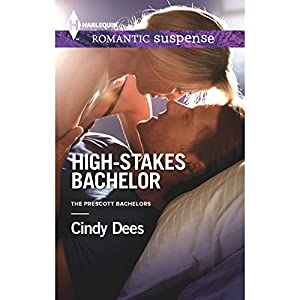 High-Stakes Bachelor Audiobook