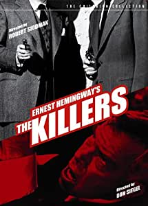 The Killers (Criterion Collection 2-Disc Special Edition) (Double Feature 1946 & 1964 Versions) [DVD]