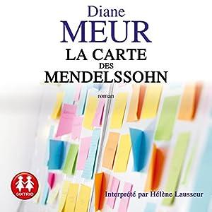 La carte des Mendelssohn | Livre audio