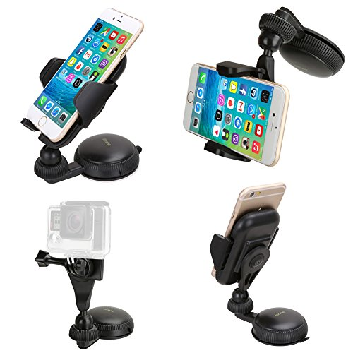 car-mount-ikross-brand-new-flexible-gel-pad-dashboard-windshield-car-mount-holder-cradle-with-adapte