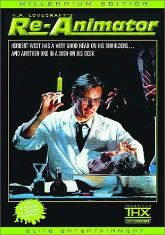 Cover art for  Re-Animator (The Millennium Edition)