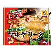 トロナ バジルの香り マルゲリータピッツァ 165g 10個セット 冷凍