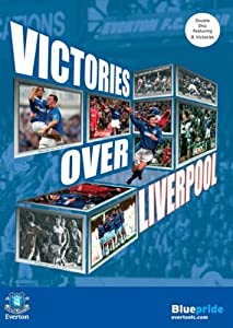 Everton Fc: Victories Over Liverpool [DVD] by Ilc Media