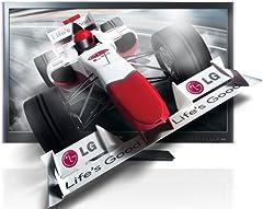 LG 32LW579S 81 cm (32 Zoll) 3D LED-Backlight-Fernseher (FullHD, 600Hz MCI, DVB-C/T/S, DLNA, SmartTV) ab 399,99 Euro inkl. Versand