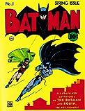 Batman (1940-) #1 (Batman (1940-2011) Graphic Novel)