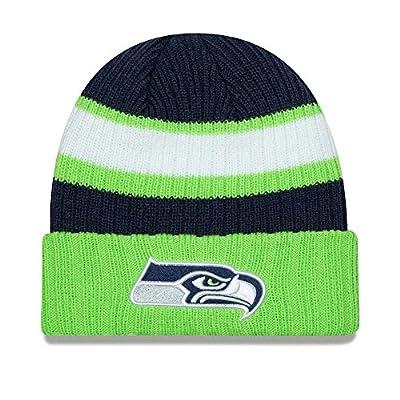 New Era Seattle Seahawks Rib Start Winter Beanie