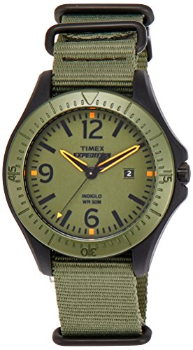 how to set day on timex watch