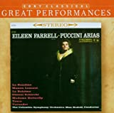 Puccini Arias (Farrell, Columbia So)