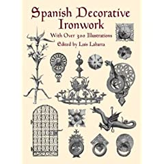 Spanish Decorative Ironwork book