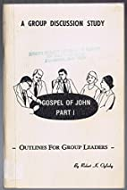 A group discussion study: Gospel of John,…