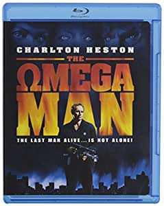 The Omega Man [Blu-ray] (Bilingual) [Import]