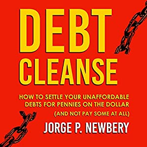 Debt Cleanse Audiobook