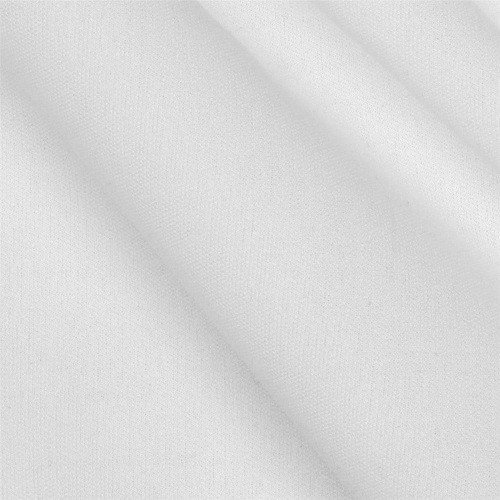 Procool Wicking Interlock Fabric (Made In Usa, Sold By The Yard) (Optic White) front-776915