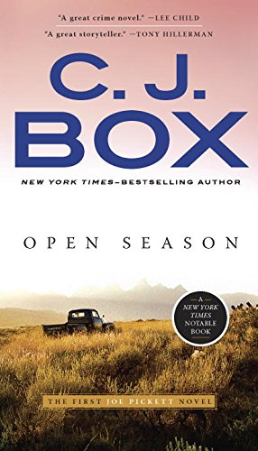 Open Season (A Joe Pickett Novel) (Free Fire compare prices)
