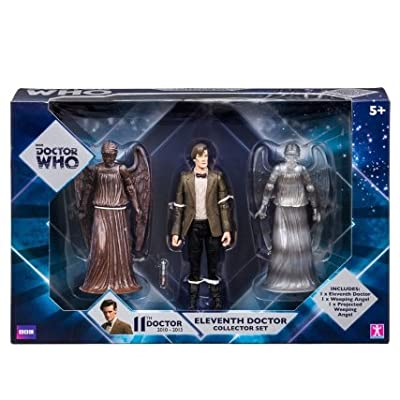 "Doctor Who 5"" Figures - 11th Doctor 3-Pack"