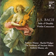 J.S. Bach: Concerto in A minor for Violin (BWV 1041): Allegro