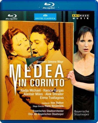 Giovanni Simone Mayr - Medea in Corinto(+booklet) [Reino Unido]
