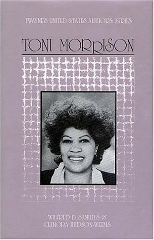 United States Authors Series: Toni Morrison (Twayne's...