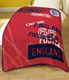 England F.A. Fleece Blanket Red 66