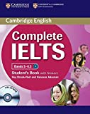 img - for Complete IELTS Bands 5-6.5 Student's Book with Answers with CD-ROM book / textbook / text book