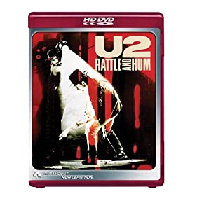 U2 - Rattle & Hum [HD DVD]
