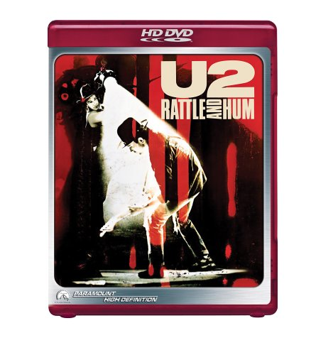 Cover art for  U2 - Rattle & Hum [HD DVD]