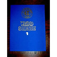 Picture of EC ARCHIVES: Weird Science Vol 1 Deluxe (Hardcover) cover