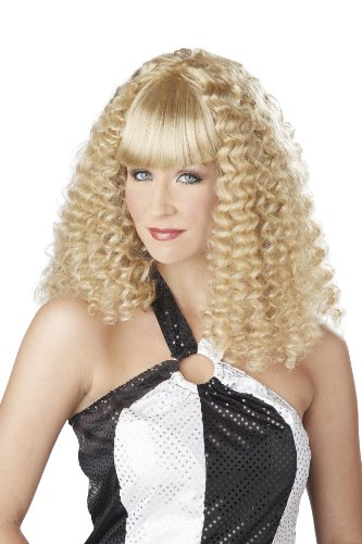 California Costumes Women's Disco Lady Wig