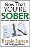 img - for Now That You're Sober: Week-by-Week Guidance from Your Recovery Coach book / textbook / text book