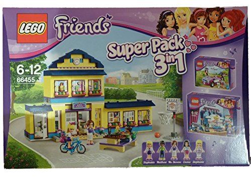 LEGO Friends - Super Pack 3 in 1 - 41004 Stephanies großer Auftritt ...