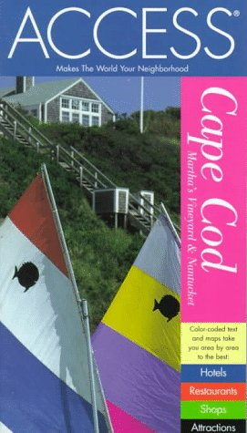 Access Cape Code, Martha's Vineyard, and Nantucket 3e (Access Cape Cod, Martha's Vineyard & Nantucket)