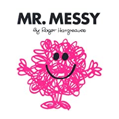 Mr. Messy (Mr. Men Library)